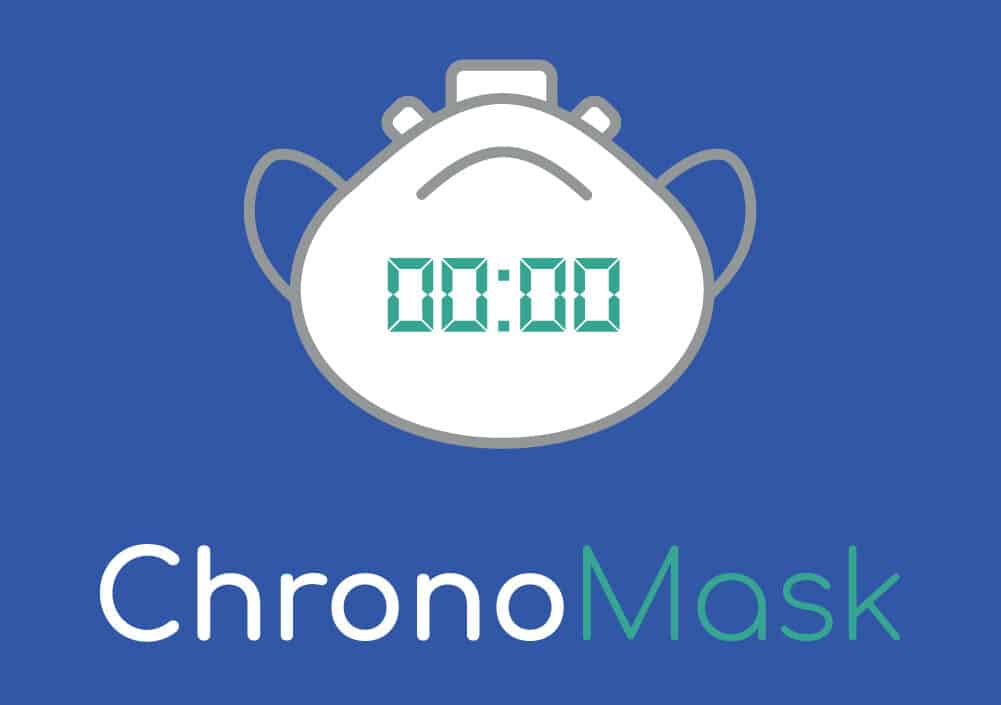 chronomask app control uso mascarillas covid
