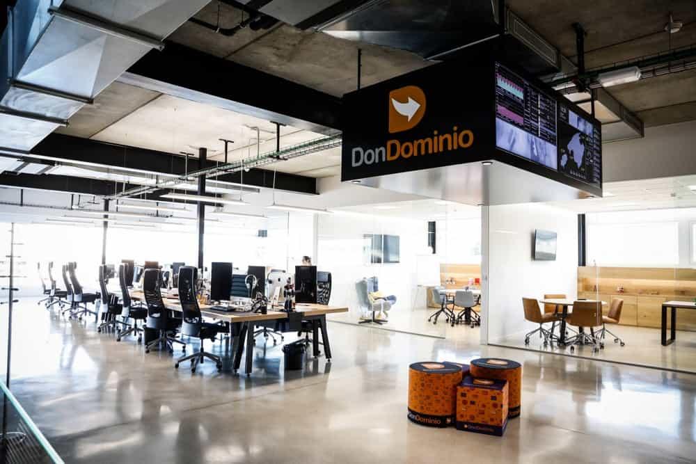 oficina DonDominio